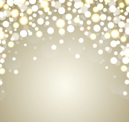 xmass: Christmas Background  Abstract golden defocused background