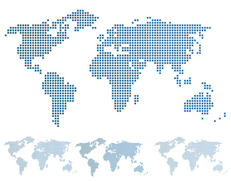 world location: World map in pixels