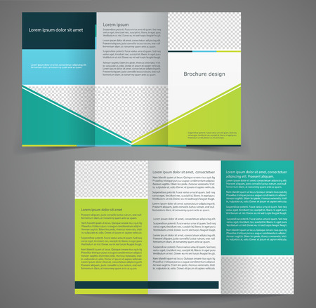 Tri fold business brochure template two sided template design tri fold business brochure template two sided template design mock up pronofoot35fo Images