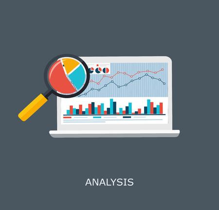 lupas: Web Analytics Información y Desarrollo de Sitios Web Estadística, Monitor con el Índice de Crecimiento