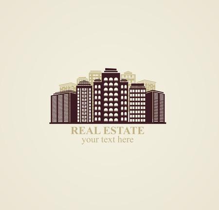 modern buildings: Icon real estate urban modern  buildings