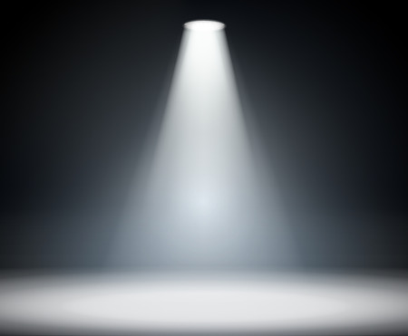 Illumination from above