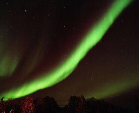 Northern-Lights02 Stok Fotoğraf - 2726046