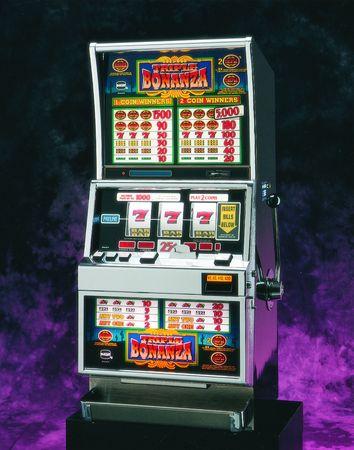 machines: Slot Machine Stock Photo