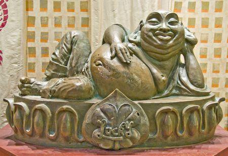 africat: Lucky Budda