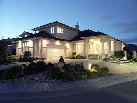 haus beleuchtung: Home Exterieur