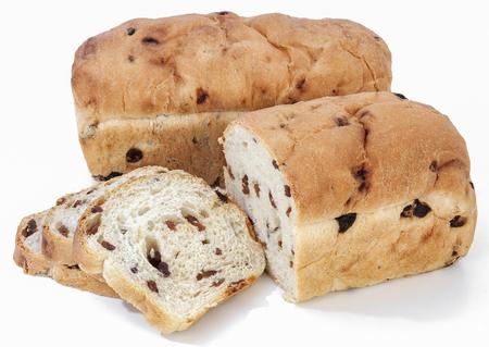 건포도 빵 스톡 콘텐츠