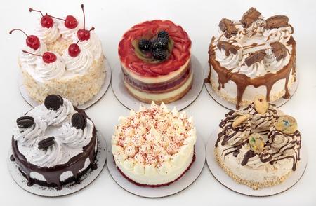 Gourmet Cakes Reklamní fotografie