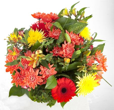 Flower bouquet Reklamní fotografie