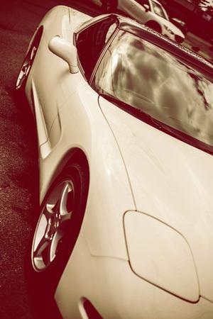 50mm: sport car 845