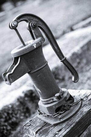 water pump 版權商用圖片