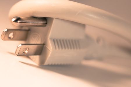 electric, cable, white, close up , macro, aspect, partial