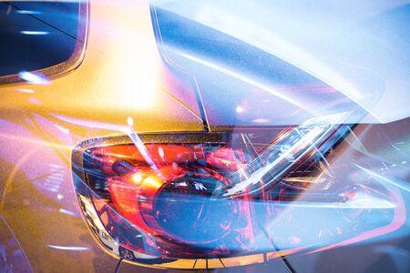 comp: car comp photoshop