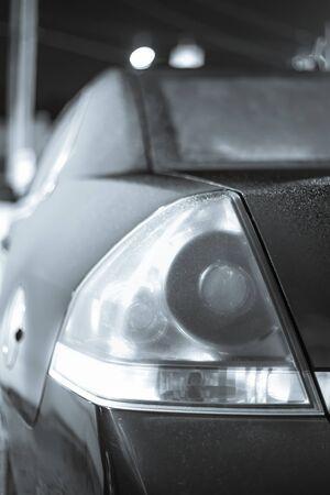 back light vehicle