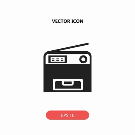 scanner vector icon