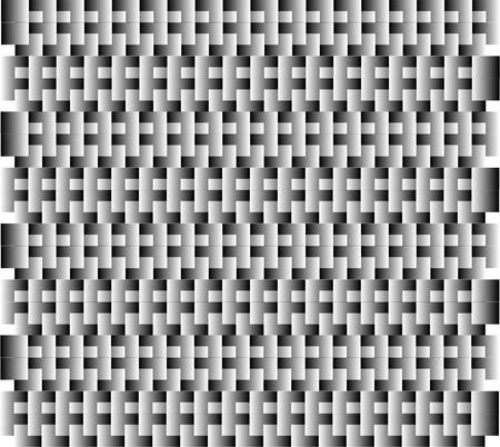 spachteln: Wiederholen Vektor-Hintergrund aus der Quadrate mit Farbverlauf