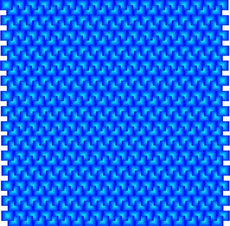 Repeating vector background consisting of squares with gradient fill Ilustração