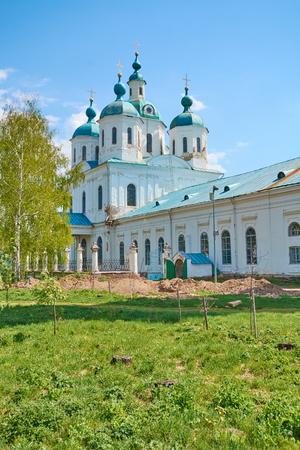 saviour: Saviour Cathedral in the city of Elabuga Tatarstan Russia
