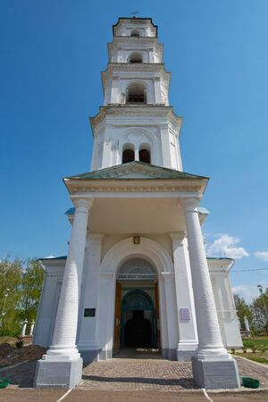 elabuga: Saviour Cathedral in the city of Elabuga Tatarstan Russia