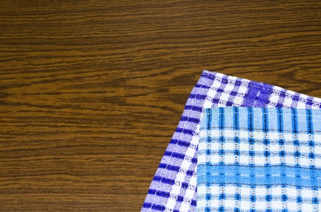 napkins: Napkins in a cage on a table