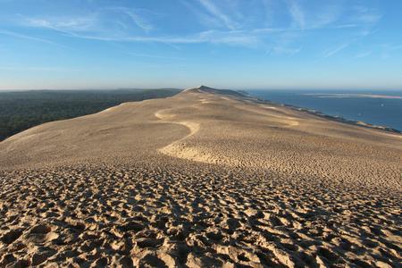 Dune du Pyla Banque d'images - 47866153