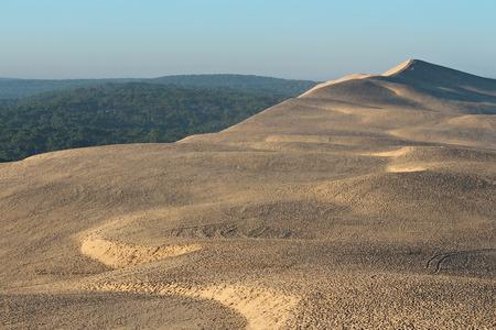 buch: Dune of Pyla Stock Photo