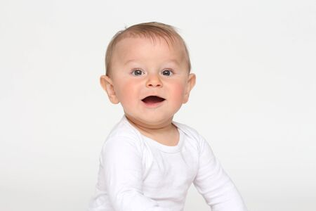 Cute baby Banque d'images - 87926635