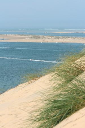 Dune of pyla Banque d'images - 87942637