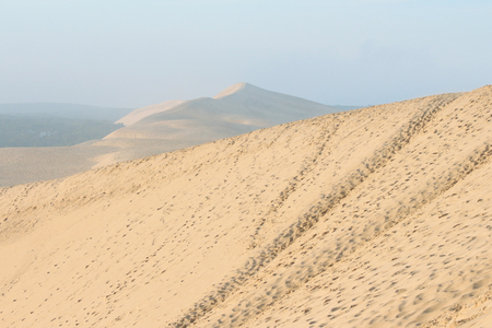 dune of the pyla Banque d'images - 87927142