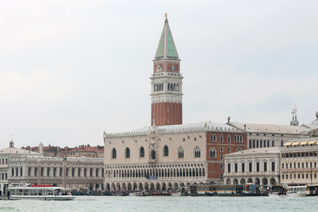 Palazzo Ducale and San Marco Square