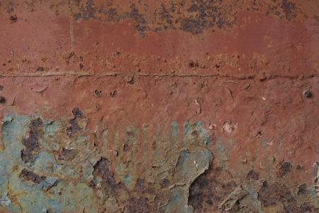 rusty background: cerradura de la puerta de fondo antiguo oxidado Foto de archivo