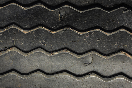 nonslip: old rubber texture