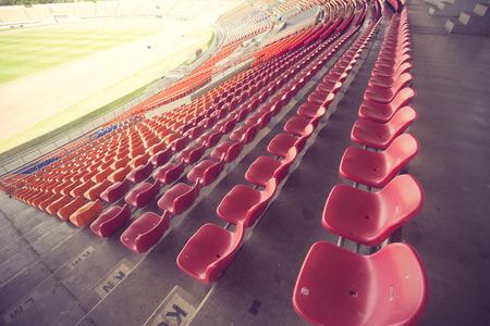 sequential: Stadium and seat