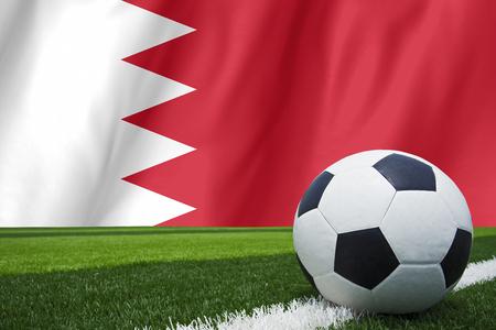 bahrain: BAHRAIN soccer ball