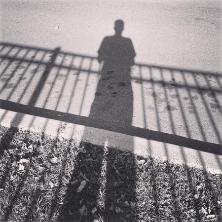 Uomo ombra