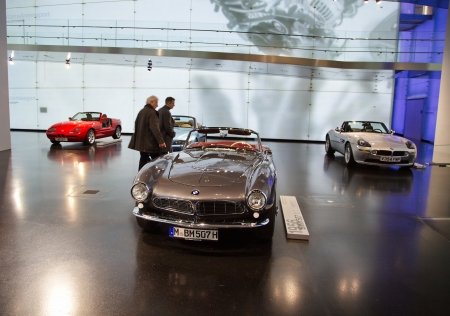 Museum of cars