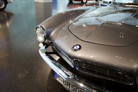 gray bumper of car Éditoriale