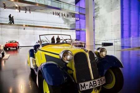 vintage car Éditoriale