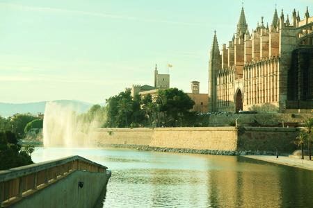 Cathedral of Santa Maria in Palma de Mallorca