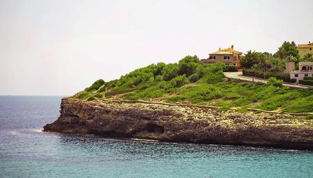 cliff In Palma de Mallorca