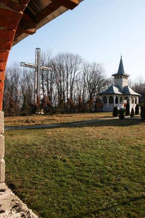 pictoresque: Church in Caransebes, Romania