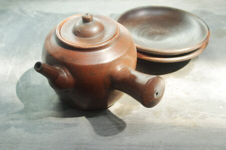java: Water kettle is a traditional pitcher in Java