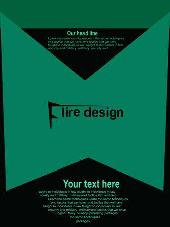 flyer ontwerp