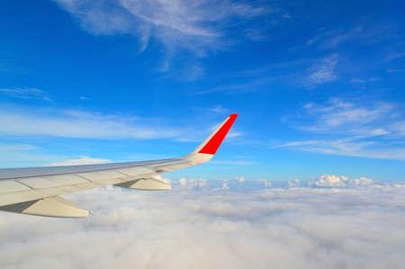 ozone layer: sky plane