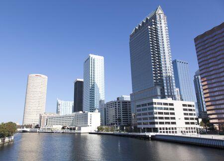 Skyscrapers of Tampa