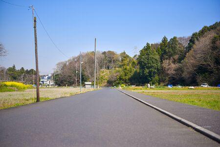 Satoyama Country Road (Kurokawa, Kanagawa Prefecture)