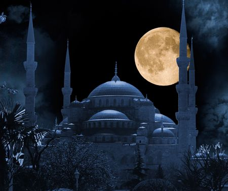 Blaue Moschee - Sultan Ahmet