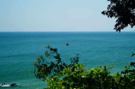 Zee in de Zwarte Zee Stockfoto - 21161117