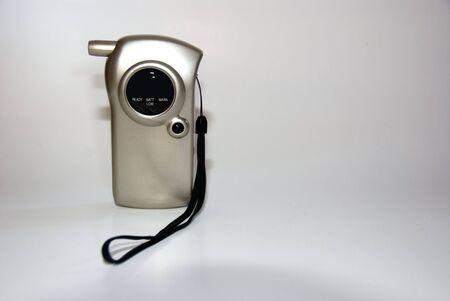Breathalyzer photo
