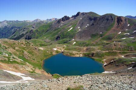 mountain lake: Mountain lake